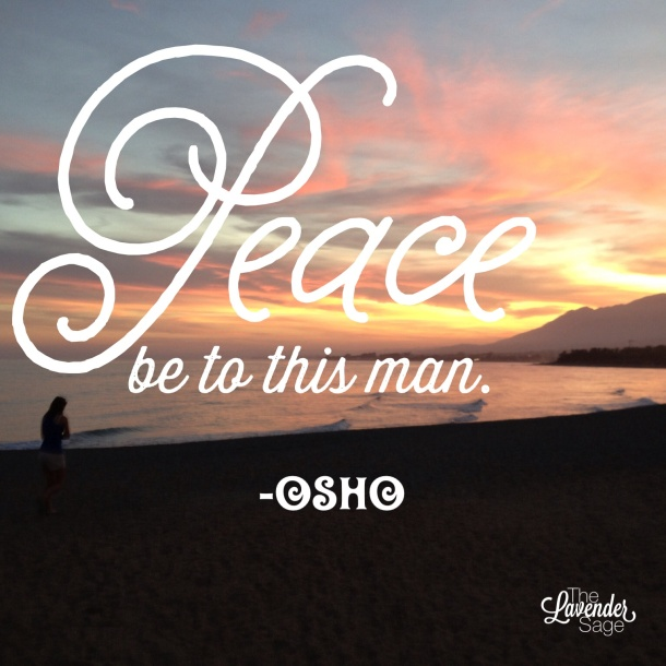 Osho peace