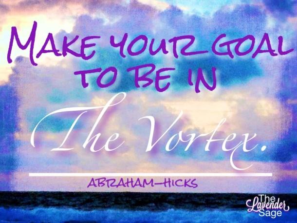 The vortex quote